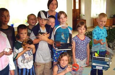 Дети из детдома фото