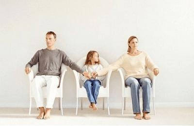 Развестись с женой если есть ребенок