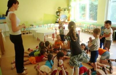 Норма детей в группе в детском саду